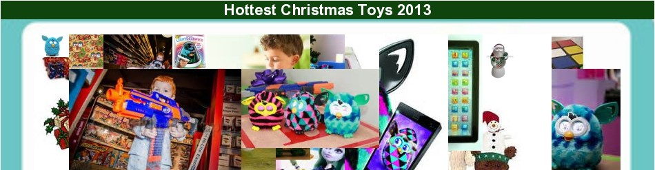 Cool Toys For Christmas 2013 : Hottest christmas toys top for